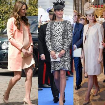 We take a look at some of Kate's most memorable fashion moments