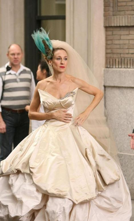 Sarah Jessica Parker is planning to launch a wedding dress collection