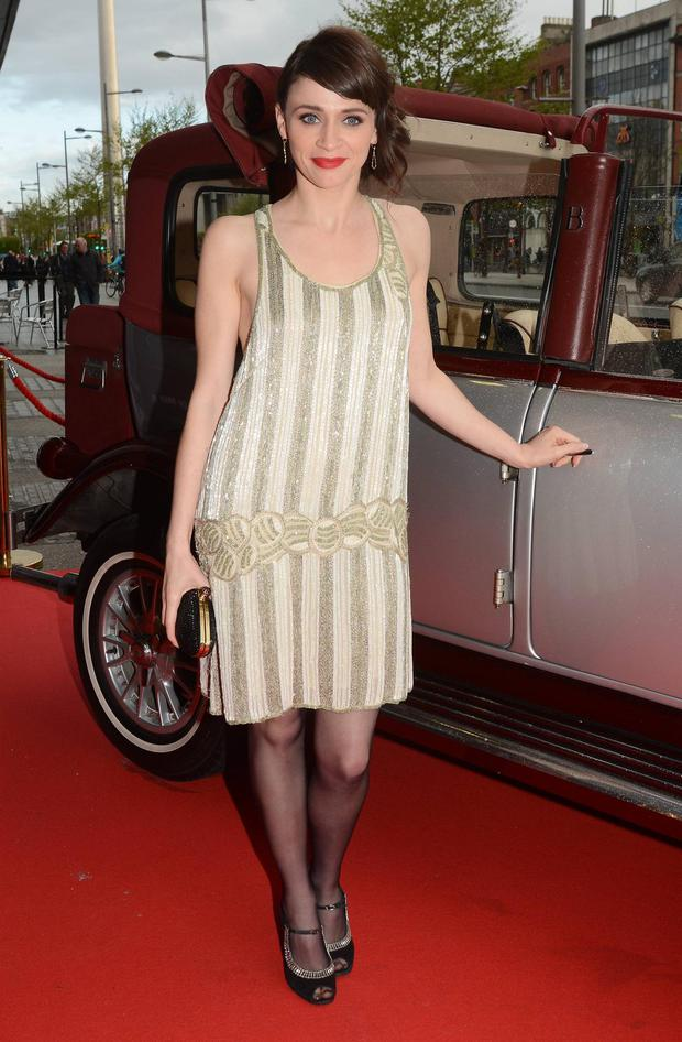Charlene McKenna arrives the Irish Premiere of The Great Gatsby at The Savoy, Dublin.