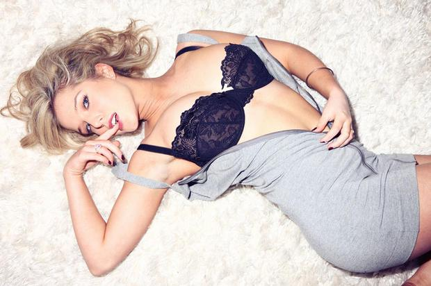 Helen Flanagan was named the third Sexiest Woman in the World on the infamous FHM list in 2014