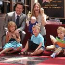 Mark Wahlberg and his wife Rhea Durham have four cute-as-a-button children: Ella Rae, Michael, Brendan and baby Grace.