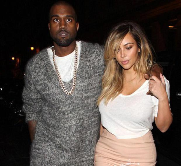 Kimye have come back to the spotlight with a bang at Paris Fashion Week