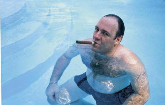 "Sopranos creator David Chase described Gandolfini as ""a genius"", saying: ""Anyone who saw him even in the smallest of his performances knows that. He is one of the greatest actors of this or any time. A great deal of that genius resided in those sad eyes."""