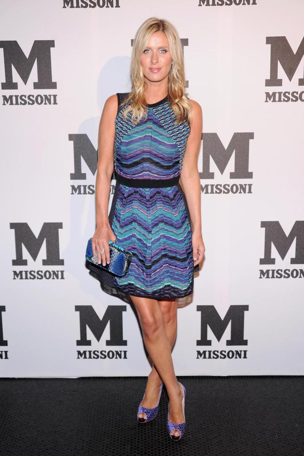 Nicky Hilton attends M Missoni is for Music Summer Event at Le Bain Rooftop at The Standard on July 25, 2013 in New York City.