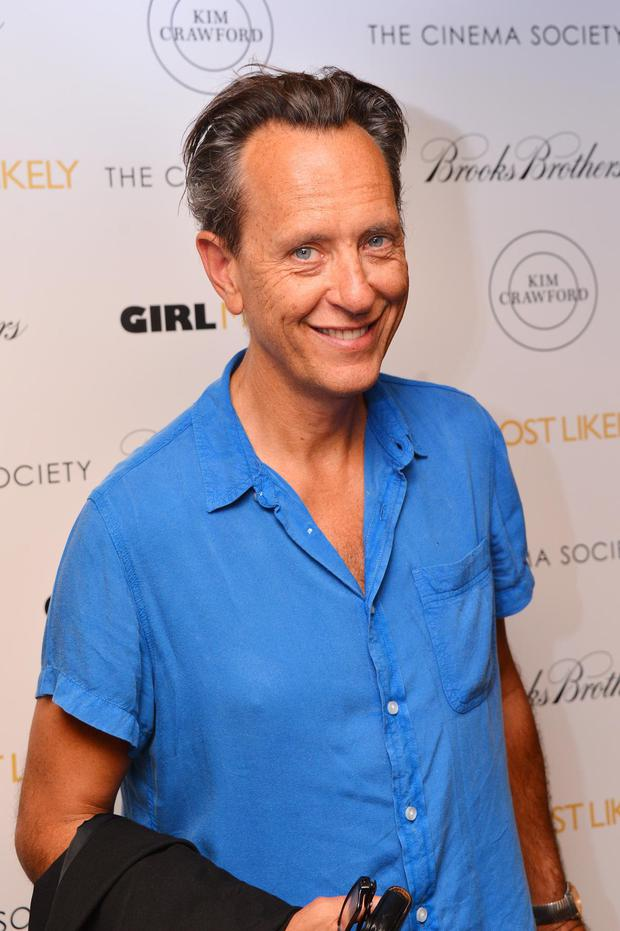 Actor Richard E. Grant attends the screening of Lionsgate and Roadside Attractions' 'Girl Most Likely' hosted by The Cinema Society Brooks Brothers at Landmark's Sunshine Cinema on July 15, 2013 in New York City.