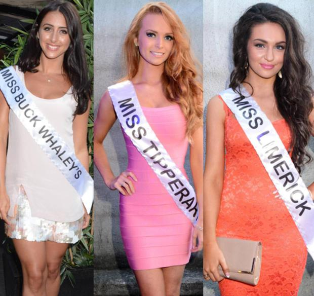 Meet the Miss Ireland contestants