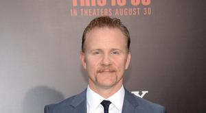Director Morgan Spurlock attends the world premiere of