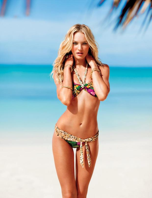 South African supermodel Candice Swanepoel earned  3.3 million last year.  She s one of the most 7df86a828