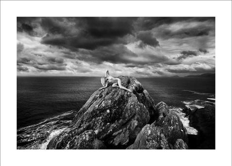 2011. Lands End. Elements of Nature. Rapahaella in County Kerry. Photo: Eamonn Farrell.