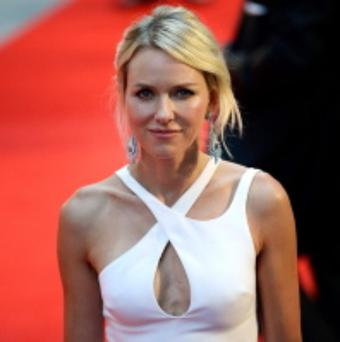Naomi Watts of Australia, who plays the title role, arrives for the world premiere of Diana at Leicester Square in London, September 5, 2013. Diana a biopic of the late, famed British princess, is due to open in theatres later this month.