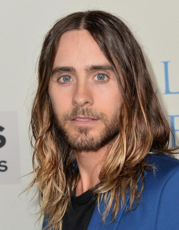 BEVERLY HILLS, CA - OCTOBER 17: Actor Jared Leto attends Focus Features' 'Dallas Buyers Club' premiere at the Academy of Motion Picture Arts and Sciences on October 17, 2013 in Beverly Hills, California. (Photo by Alberto E. Rodriguez/Getty Images)