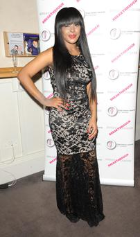 LONDON, UNITED KINGDOM - OCTOBER 02: Naomi Oni attends the Inspiration Awards for Women at Cadogan Hall on October 2, 2013 in London, England. (Photo by David M. Benett/Getty Images)