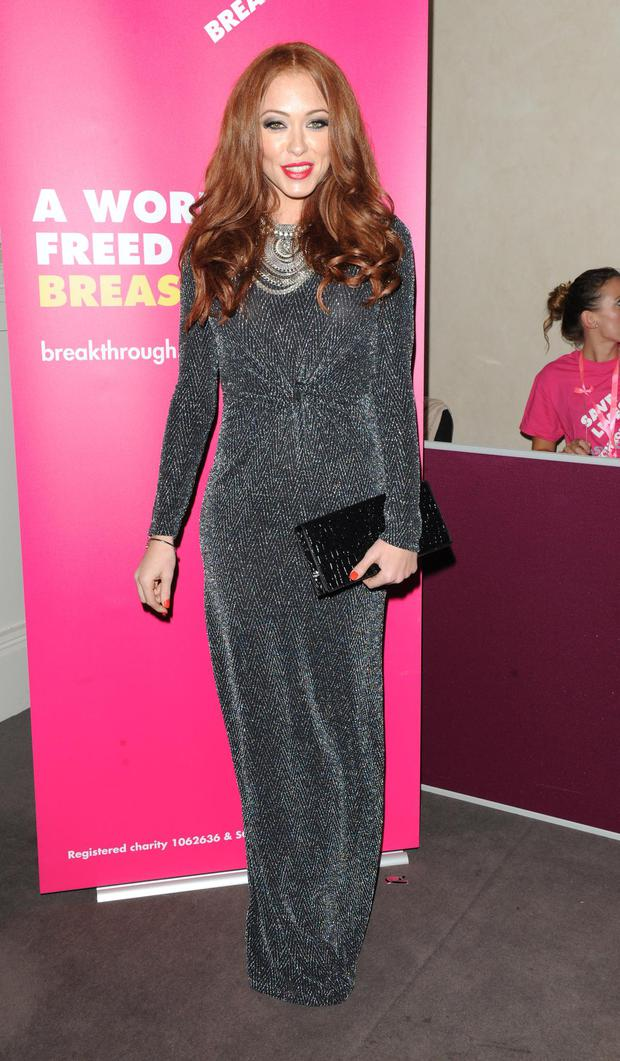 LONDON, UNITED KINGDOM - OCTOBER 02: Natasha Hamilton attends the Inspiration Awards for Women at Cadogan Hall on October 2, 2013 in London, England. (Photo by David M. Benett/Getty Images)