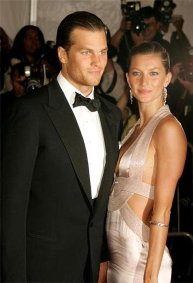 Gisele Bundchen and Tom Brady make for one of Hollywoods most glamorous couples