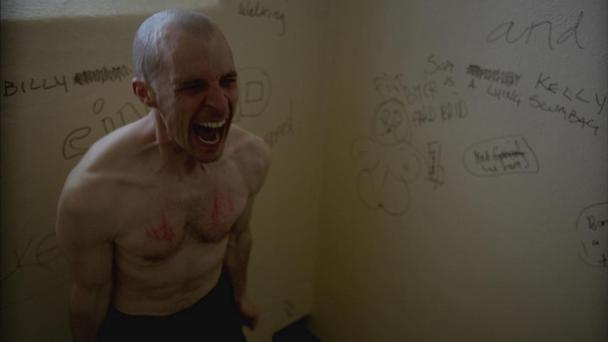 Tom Vaughan Lawlor as Nidge. Love/Hate series 4; episode 6. RT One.