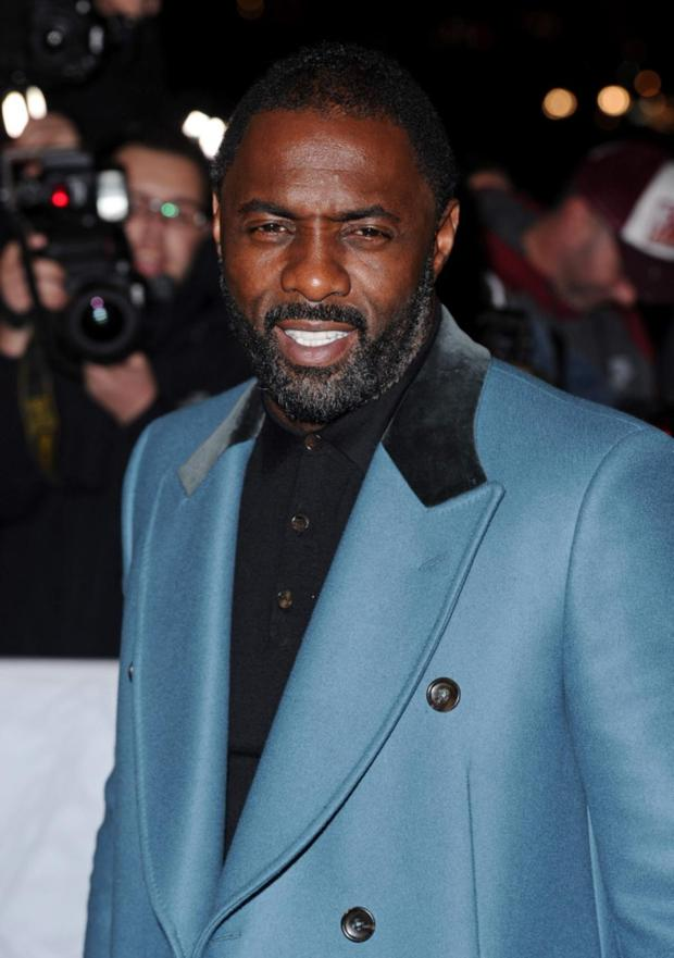Idris Elba is also in the running