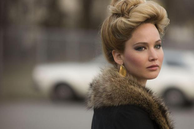 She embraced 70s style while filming American Hustle