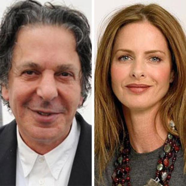 Trinny Woodall is in a relationship with Charles Saatchi, the ex-husband of Nigella Lawson