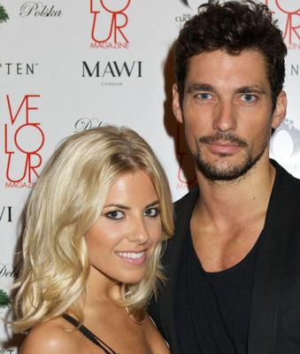 Mollie King and David Gandy have reportedly ended their relationship