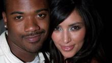 She'd rather forget about it but there's no escaping the fact that Kim found fame because of the sex tape she made with singer Ray J released in early 2007. In October of that year, the reality TV show that would make her a global sensation, Keeping up with the Kardashians premiered.