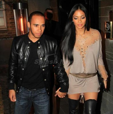 Nicole Scherzinger and Lewis Hamilton split after five years together, with sources close to the couple saying that the long distance nature of their relationship was too much pressure to sustain.