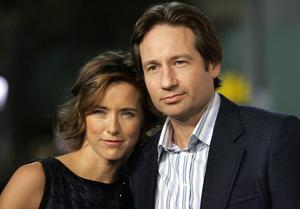 Tea Leoni andDavid Duchovny have reportedly divorced in secret after 14 years of marraige