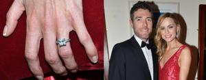 Former Miss Ireland Sarah is celebrating after getting engaged to her long-time partner, Pat Jennings. It is believed that they got engaged while enjoying a romantic break in New York.