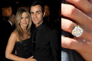 Theres been quite the backlash to the $1m ring that Justin Theroux gave Jen. The New York Daily News said it was so big, its a surprise that Jennifer can lift her arm.