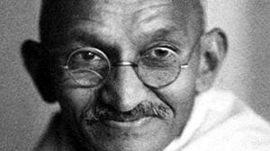 Ultimate stickler for time: Gandhi lived by his watch and obeyed a strict timetable