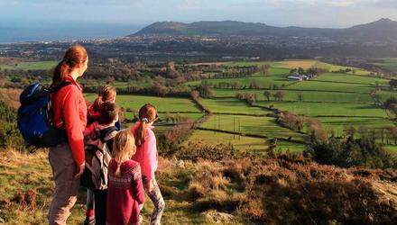 Hill farmers are concerned about insurance indemnification for hill walking activity