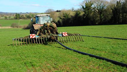 Tillage farmers will be happy to spread any surplus organic manures on the farm or outfarm