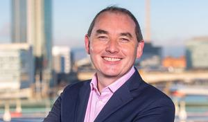 Impacted: Michael McCormack stayed on in his role of Musgraves NI managing director when the pandemic struck