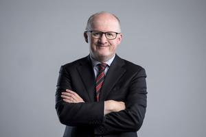 Philip Lane, chief economist at the European Central Bank. Photo: Bloomberg
