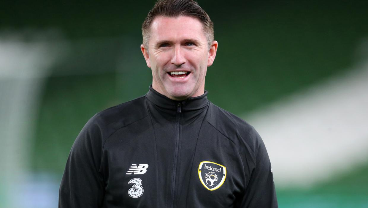 Robbie Keane in the dark on Ireland role but FAI chief Gary Owens insists 'he would also have a lot to offer'