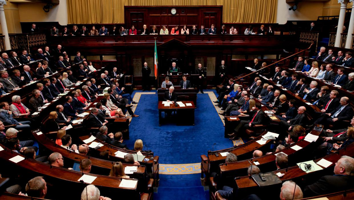 Government proposal to block assisted dying Bill voted down in the Dáil -  Independent.ie