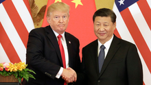 US President Donald Trump with Xi Jinping, China's President. Many of Trump's concerns over trade were shared by previous administrations   Photo: Bloomberg