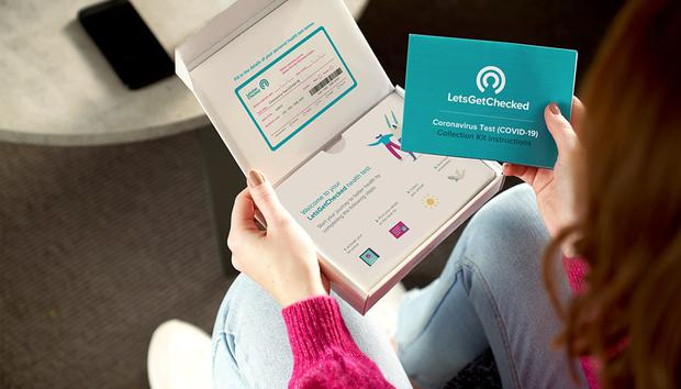 Testing times: Irish firm LetsGetChecked raised €71m in May for its testing kits