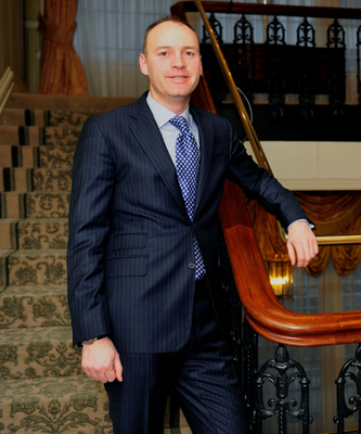 AerCap Holdings boss Aengus Kelly. Photo: Aidan Crawley/Bloomberg