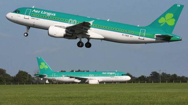 Turbulent times: Aer Lingus is said to be eying winter sun holidays in Florida and the Caribbean as a potential lifeline for its Irish operation.