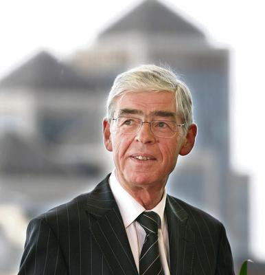 IN THE PUBLIC INTEREST: Former Anglo chairman Alan Dukes.