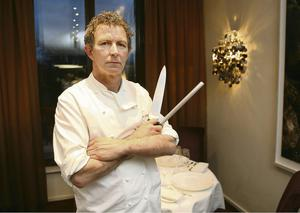 Chef Kevin Thornton of renowned Thornton's Restaurant in Dublin