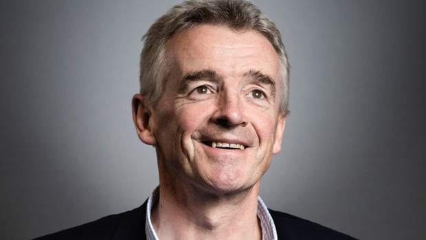 Ryanair group chief executive Michael O'Leary. Photo: Bloomberg