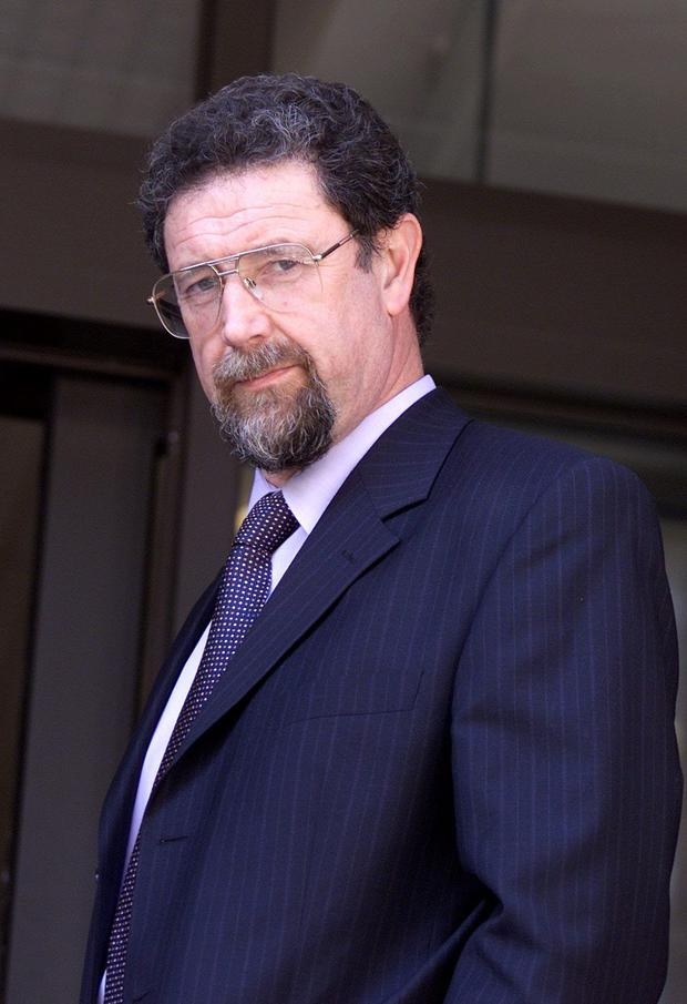 Former Comptroller and Auditor General John Purcell conducted an initial inquiry