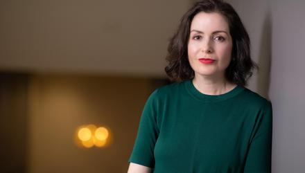 """""""The real issue is notthe macro-prudential rules. The issue is the gap between supply and demand,"""" says Francesca McDonagh. Photo: Naoise Culhane"""