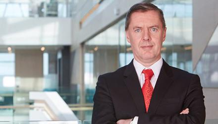 Incomes: Mark Cassidy of the Central Bank said emergency economic supports should be withdrawn only gradually.