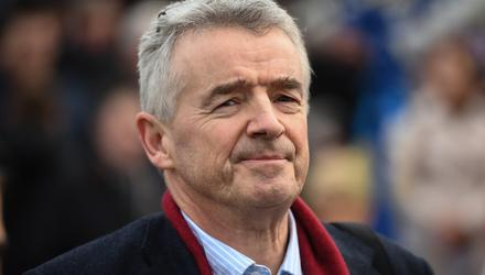 Ryanair and its CEO Michael O'Leary have denied the claim. Photo: David Fitzgerald/Sportsfile
