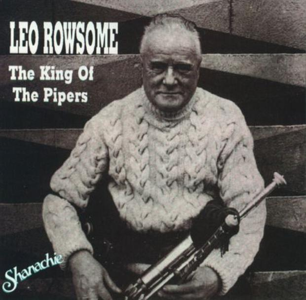 Leo Rowsome's 'The King of the Pipers'
