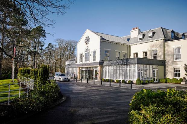 Starwood has a £52m loan held against the Citywest Hotel in Dublin