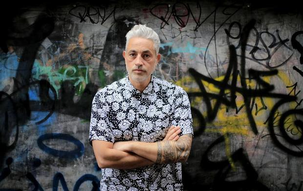 Baz Ashmawy in DIY SOS: The Big Build Ireland, which the report said had outperformed expectations. Photo: Gerry Mooney