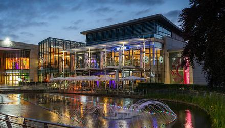 Hammerson has cut the value of its stake in Dundrum Town Centre by about €125m